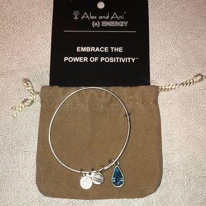 Alex and Ani Embrace power positivity bracelet